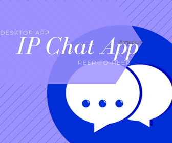 Otad IPchat Application – 2012
